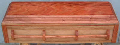 Mahogany Wood Caskets